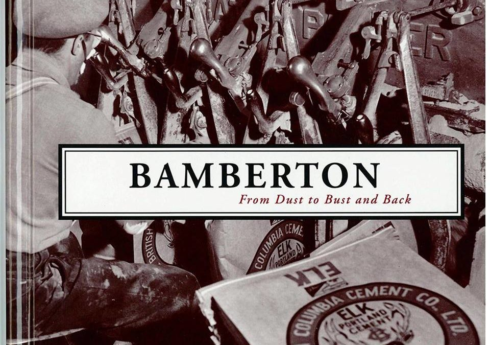 For a $15 donation to the Bamberton Historical Society